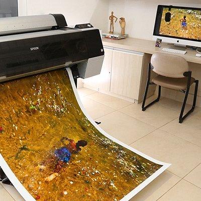 Fine art print - goiânia lab